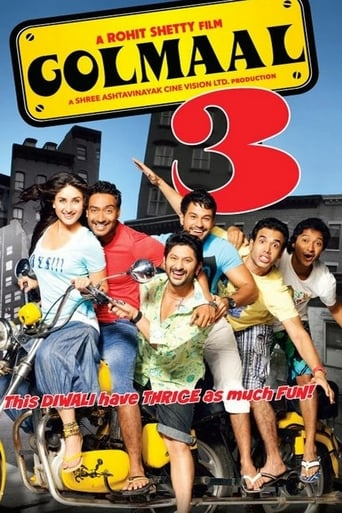 Poster of Golmaal 3