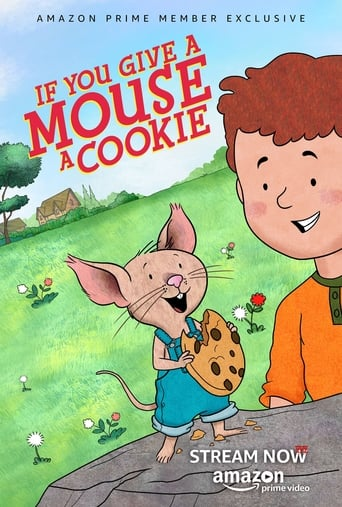 Poster of If You Give a Mouse a Christmas Cookie