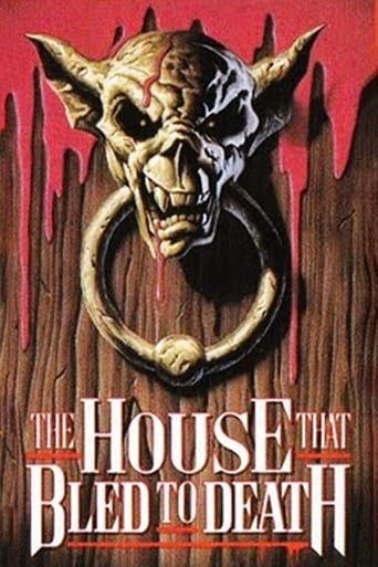 Poster of The House That Bled to Death