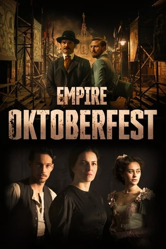 Oktoberfest: Sangue e Cerveja 1ª Temporada Completa Torrent (2020) Dual Áudio / Dublado WEB-DL 1080p - Download