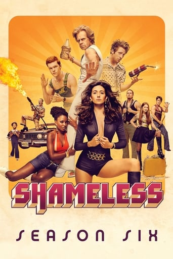 Begėdis / Shameless (2016) 6 Sezonas