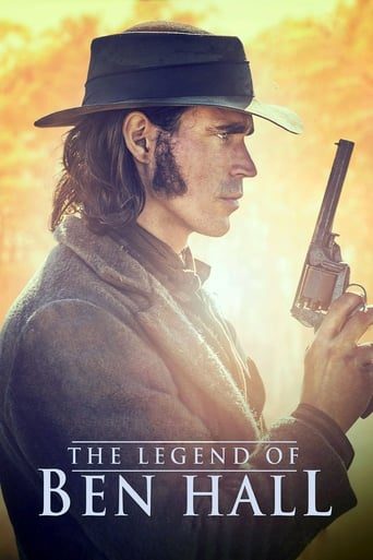 Poster of Ben Hall: Legenda