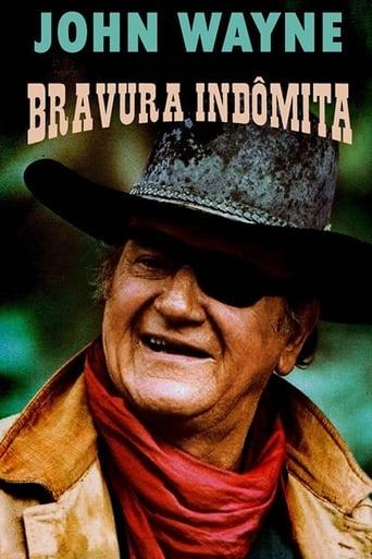 Bravura Indômita - Poster