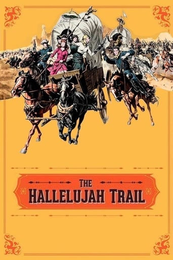 Poster of The Hallelujah Trail