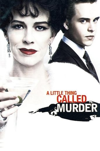 Poster of A Little Thing Called Murder