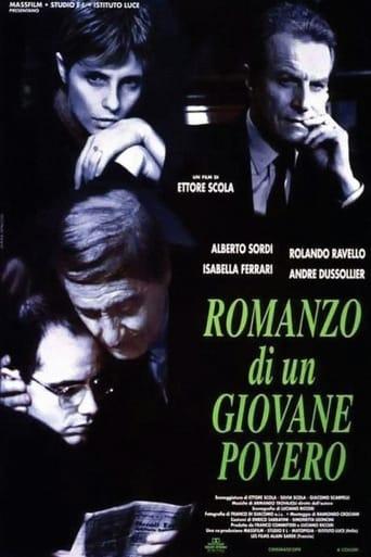 Poster of Romanzo di un giovane povero