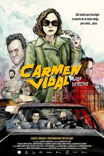 Carmen Vidal, mujer detective