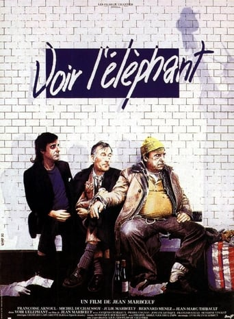 Poster of Voir l'éléphant
