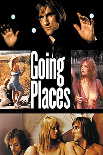Poster of Going Places