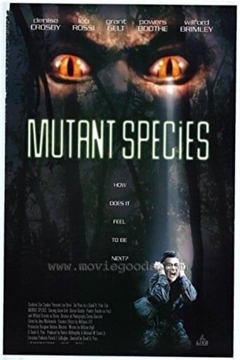 Poster of Mutant Species