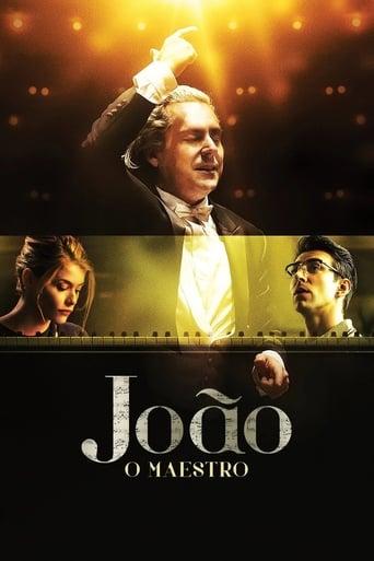 João, o Maestro - Poster