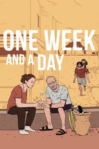 Poster of One Week and a Day