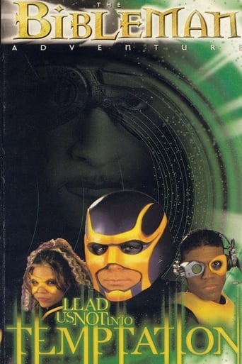 Poster of Bibleman: Lead Us Not Into Temptation