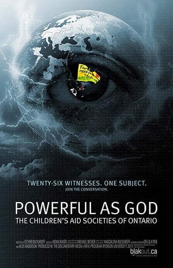 Powerful as God: The Children's Aid Societies of Ontario