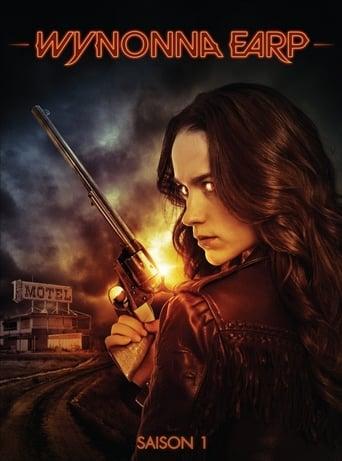 Wynonna Earp 1ª Temporada - Poster