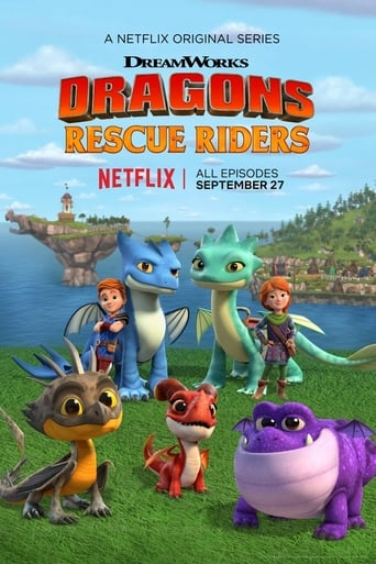 Dragons: Rescue Riders image