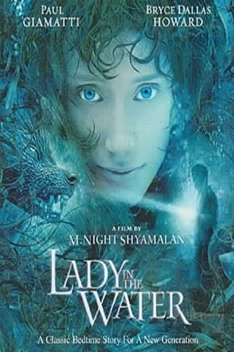 Poster of Reflections of Lady in the Water