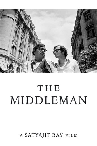 Poster of The Middleman