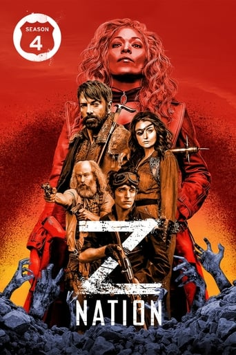 Z Nation 4ª Temporada - Poster