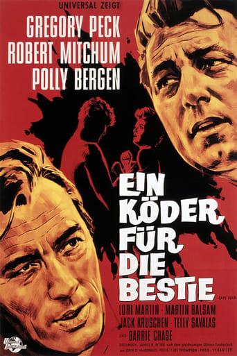 Filmplakat von Ein Köder für die Bestie