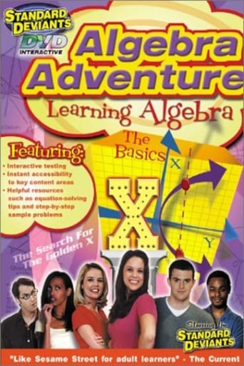 Algebra Adventure, Learning Algebra: The Standard Deviants