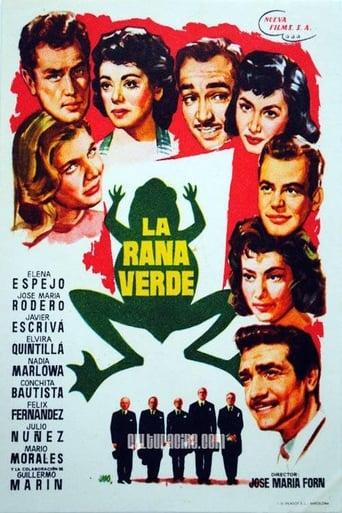 Poster of La rana verde