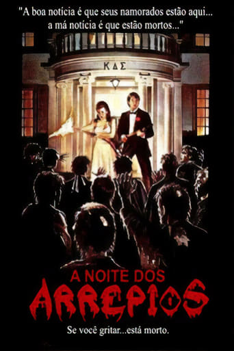 Noite dos Arrepios - Poster