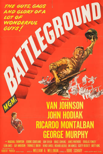 Poster of Battleground