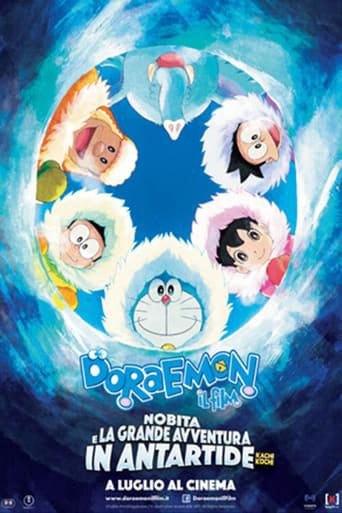 Poster of Doraemon the Movie 2017: Nobita's Great Adventure in the Antarctic Kachi Kochi