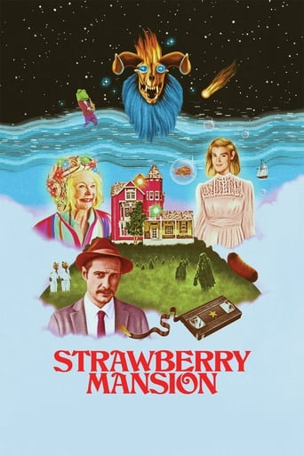 Poster Strawberry Mansion