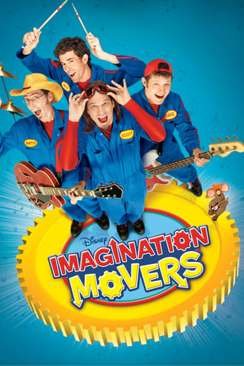 Poster of Imagination Movers