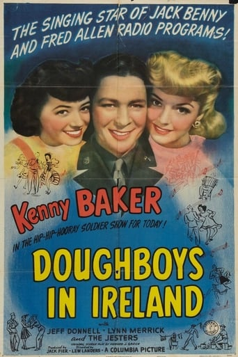 Poster of Doughboys in Ireland