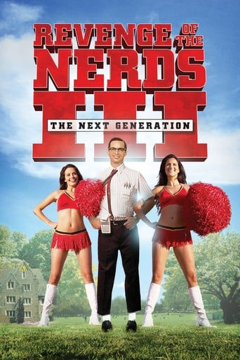 Poster of Revenge of the Nerds III: The Next Generation