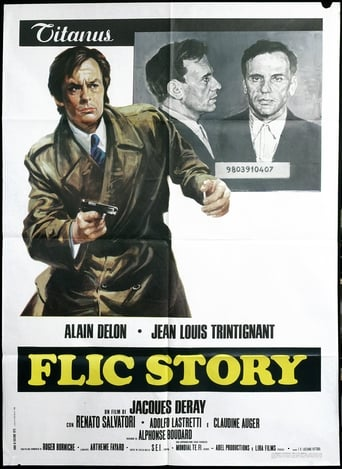 Poster of Flic Story
