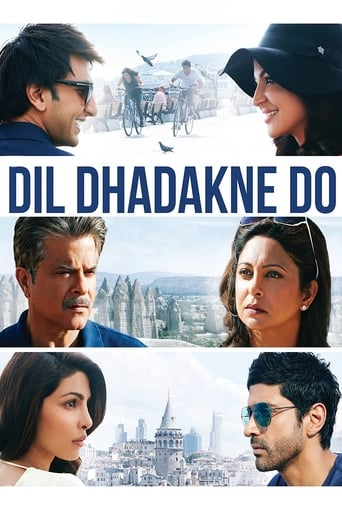Poster of Dil Dhadakne Do
