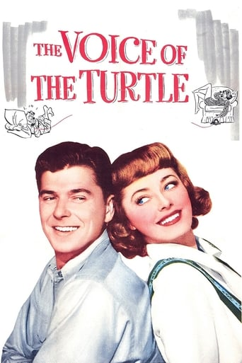 The Voice of the Turtle Movie Poster