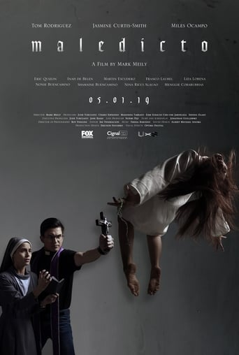 Poster of Maledicto