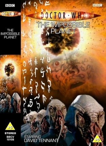 Poster of Doctor Who: The Impossible Planet