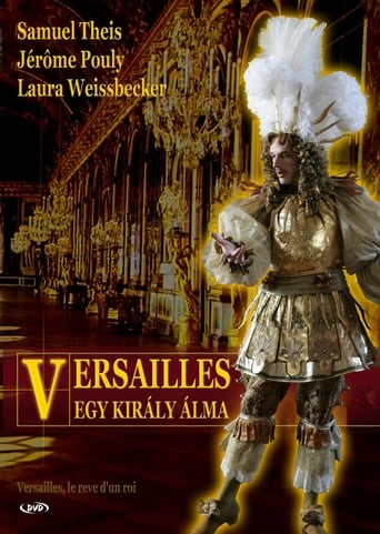 Poster of Versailles - The Dream of a King