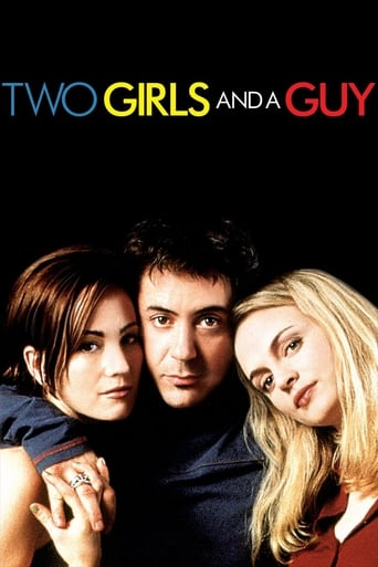 Poster of Two Girls and a Guy