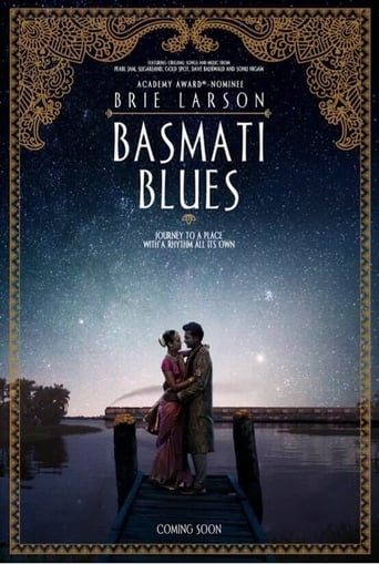The Basmati Blues (2017) movie poster image