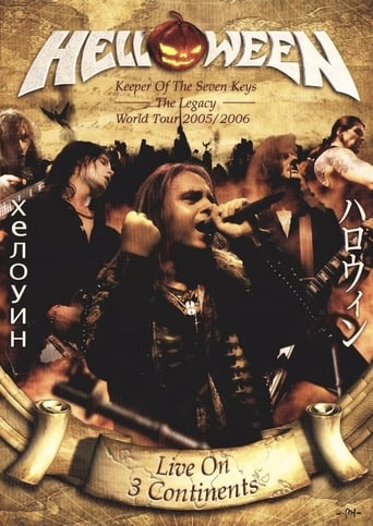 Helloween: Live on Three Continents