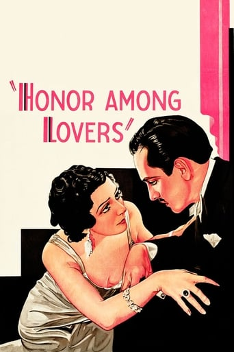 Poster of Honor Among Lovers