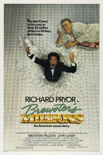 Poster of Brewster's Millions