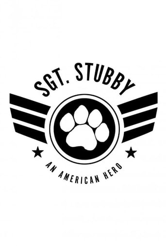 Poster of Sgt. Stubby: An American Hero
