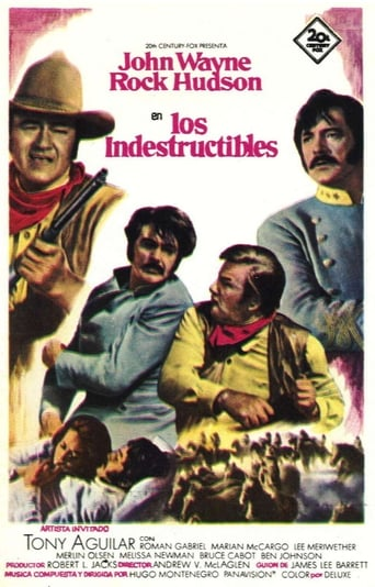 Poster of Los indestructibles