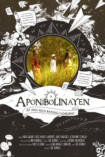 Poster of Aponibolinayen and the Winged Children