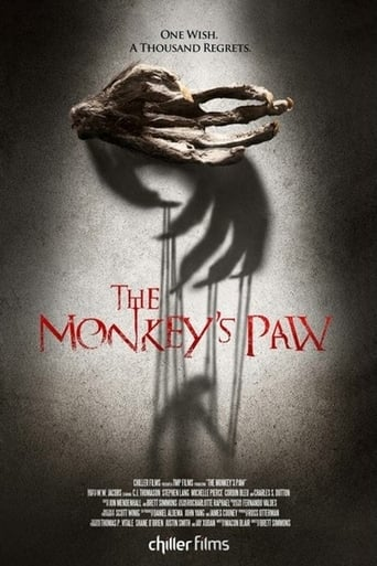 Poster of The Monkey's Paw