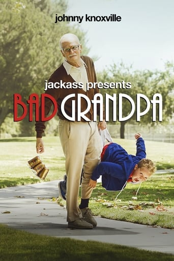 Poster of Jackass Presents: Bad Grandpa