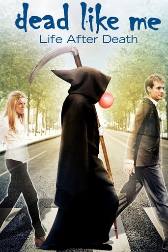 Dead Like Me: Life After Death Poster